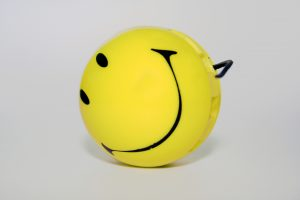 Image of happy face