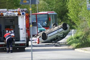 image of car accident for Can Hypnotherapy help PTSD