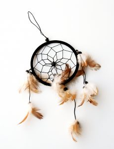 image of dreamcatcher for treat insomnia with hypnotherapy