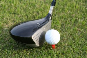 image of golf clubs for sport and hypnotherapy